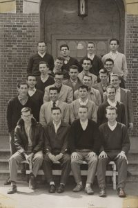 Imps Fraternity Group Photo, 1951-1952