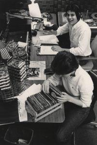 WODU Radio Jockeys, circa 1980-1989