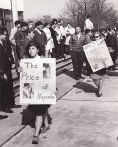 Dow Chemical Protest, circa 1966-1967