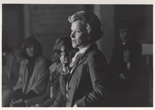 Dorothy Doumar, circa 1980-1983