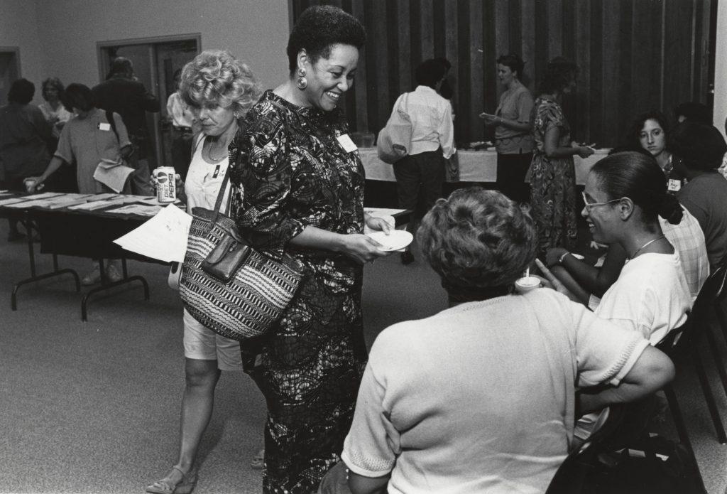 Women's Center Workshop Participants, circa 1990-1999