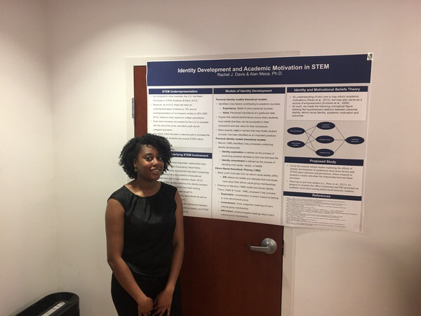 Student Presentations at Psychology Learning Community Conference